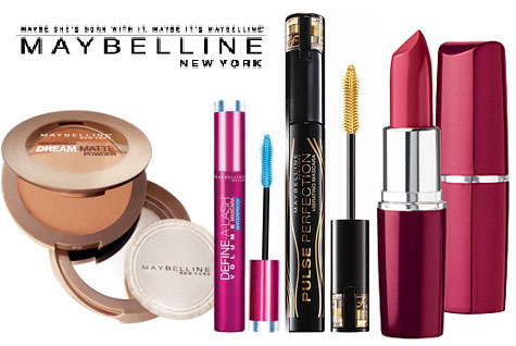 maybelline makeup kit