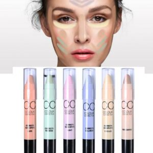 Color Corrector Stick Face Base Makeup Corrector Pencils Contour Stick